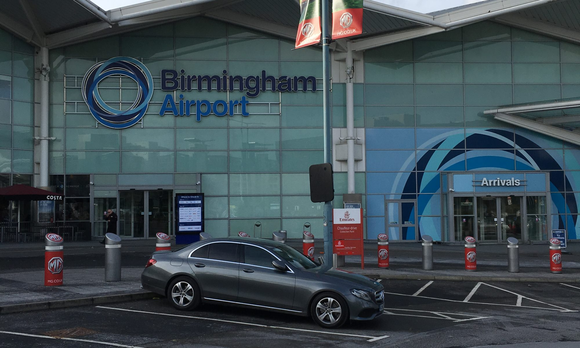 taxis birmingham airport